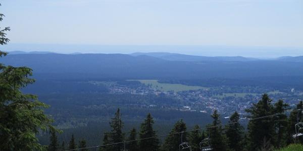 Ein kleiner Abstecher zum Wurmberg ist bei gutem Wetter empfehlenswert.