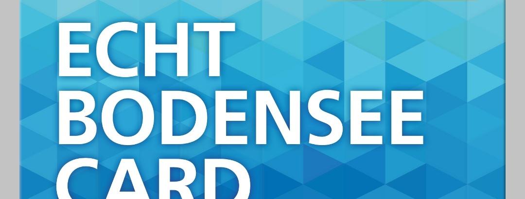 Logo ECHT BODENSEE CARD