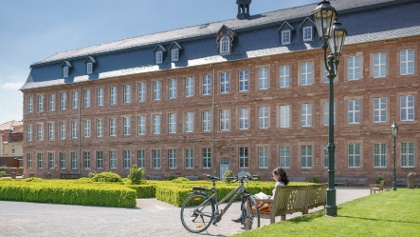 Eichsfelmuseum Blick Barockgarten