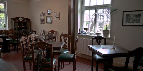 Nostalgisches Café im Kulturgut Schrabben Hof