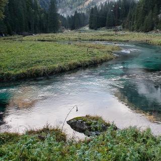 Le acque cristalline di Amolacqua in Val Nambrone
