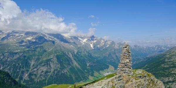 Gipfel Seehorn