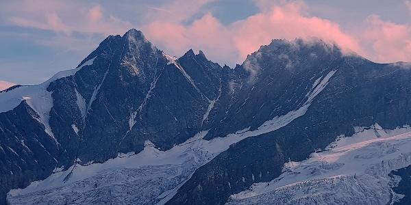 Nordwand des Großglockner