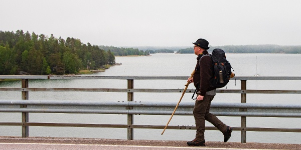 Norrströmmenin silta/ Norrströmsbron /  Norrströms bridge