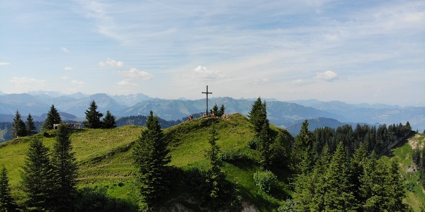 Gipfel des Seelekopfes