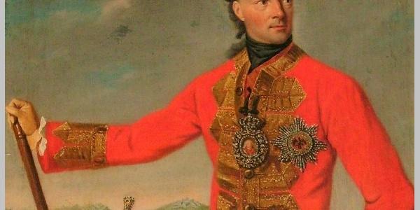 Graf Wilhelm zu Schaumburg-Lippe, 1724 - 1777
