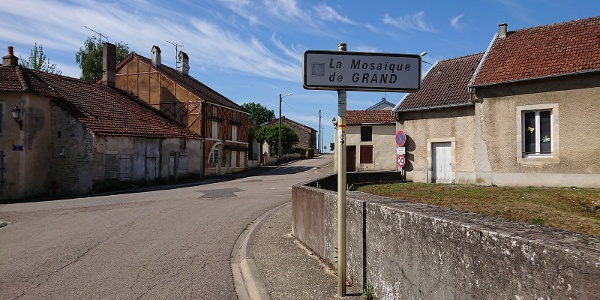 Rue de la Mosaïque