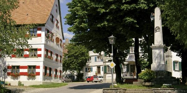 Ortskern Weiler-Simmerberg