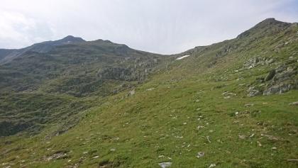 Blick Richtung Pirchkogel 2.828m