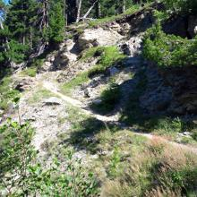 Vor dem Gibidumpass