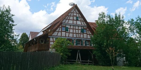 Mühle am Neckar in Deisslingen