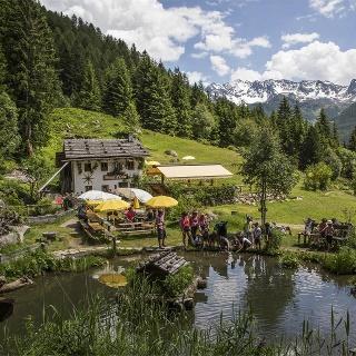 Malga Bizathütte