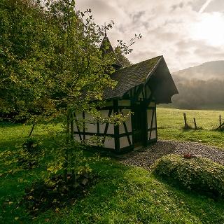 Die Mutter Rosa Kapelle im Fockenbachtal