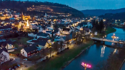Waldbreitbach zur Weihnachtszeit
