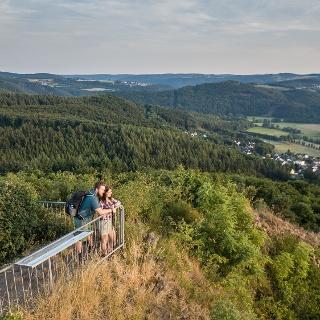 Fantastische Aussicht vom Roßbacher Häubchen