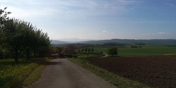 Panorama beim Auenloch