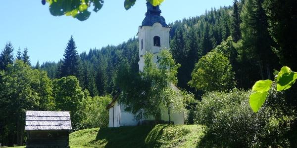 Kirche St. Leonhard