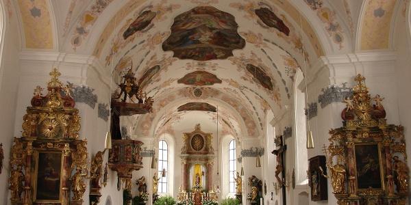 Kirche Oetz