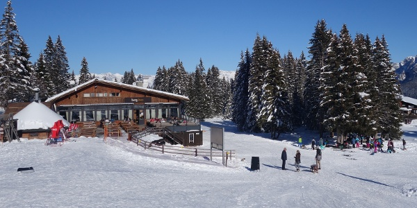 VIVA berg.baiz Brambrüesch im Winter