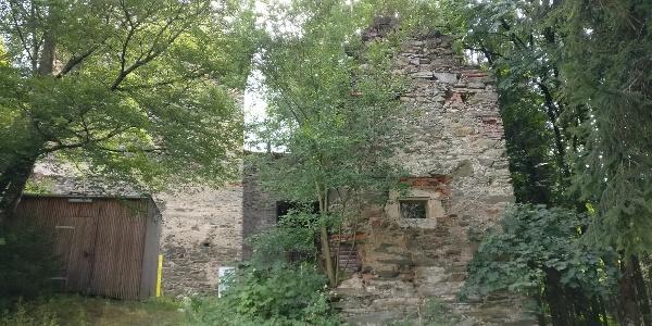 Arzberg - Ruine Stubegg