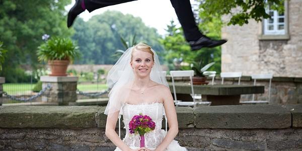 Brautpaar Wasserschloss Hülsede