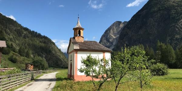 Kapelle in Hofgarten