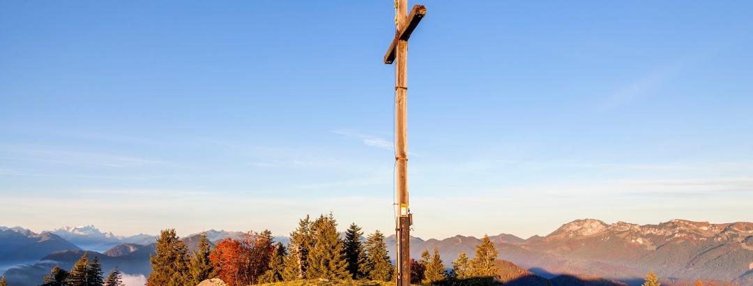 Gipfel Hochalm