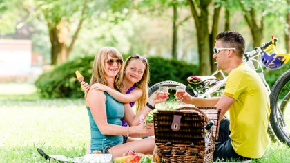 Familienpicknick (c) TV Region OberGraz-Mias PhotoArt