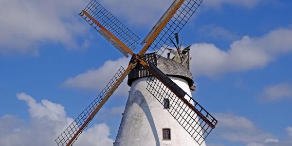 Windmühle Holzhausen an der Porta