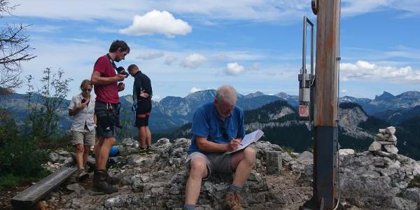Gipfel Predigstuhl