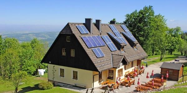 Schöpfl - Schutzhaus