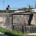 Entlang am Ludwig-Main-Donau Kanal 100 Schleusen.....Schleuse 29