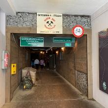 Eingang zum Gamsgrubenweg