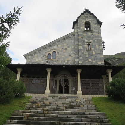 Kirche am Cancanosee