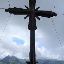 Gipfelkreuz - Schwarzkogel