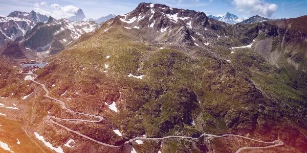 Col du Grand Saint-Bernard