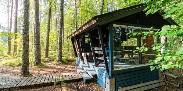 Hietasaaren sauna