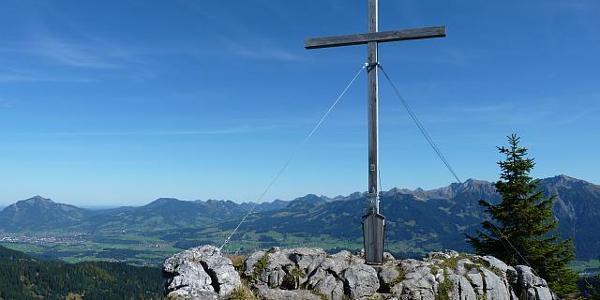Gipfelkreuz auf dem Besler