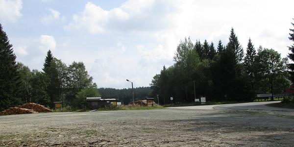 Wanderparkplatz am Schneckenstein