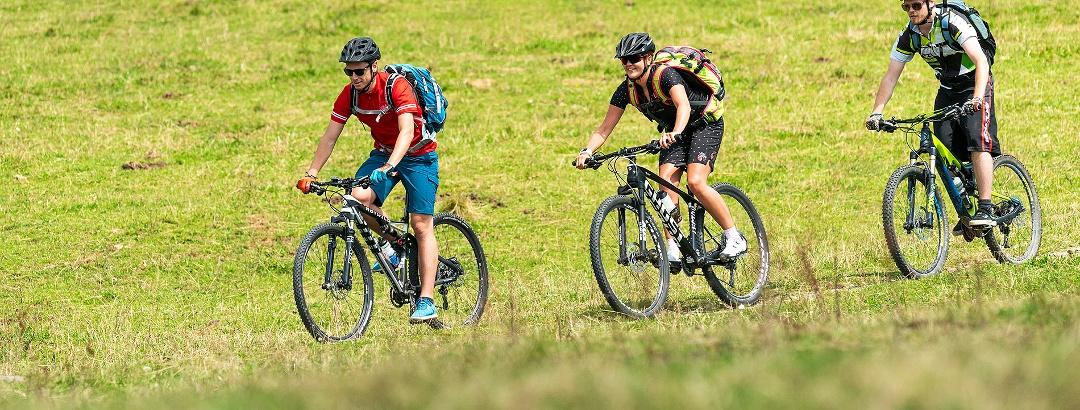 Radfahren in Pfronten