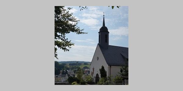 Ellefeld ev-method. Kirche