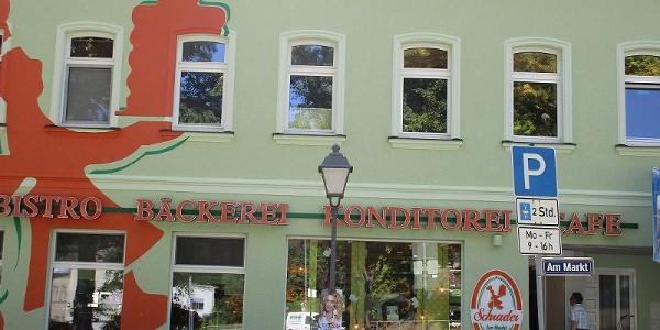 Cafe Schrader Falkenstein/Vogtland
