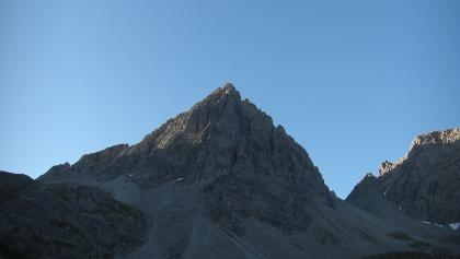 Dremelspitze am frühen Morgen