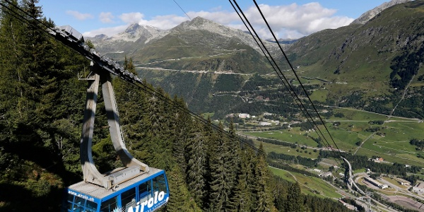 Airolo Cable Car
