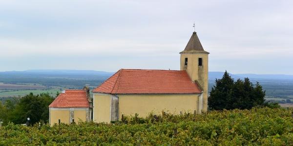Szent Margit-kápolna a Somlón