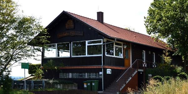 Wander- und Einkehrhütte PWV Steinbach am Donnersberg