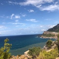 Port Soller entrance from GR221