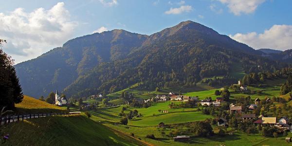 Sorica village