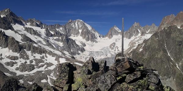 Vom Gipfel