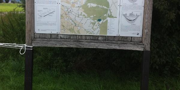 Startpunkt Riedlehrpfad